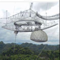 Observatorio (reconocido a nivel mundial)- Arecibo, PR