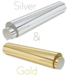 """Hey, good news! I made some phone calls and tracked down the name of the silver sticky paper I used for my lamp shade liner in yesterday post. It's called Dura-Lar and it's about $7 a yard (27"""" wide) and it's available in both silver and gold."""