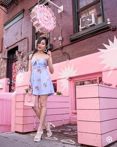 Likes, 141 Comments - Tina Lee New York Winter Outfit, Winter Outfits, Pink Restaurant, Ny Food, Nyc Instagram, Empire State Of Mind, New York City Travel, Nyc Restaurants, Blogger Tips