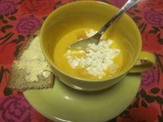 kasvissosekeitto - Kotikokki.net - reseptit Fondue, Pudding, Cheese, Ethnic Recipes, Desserts, Tailgate Desserts, Deserts, Custard Pudding, Puddings