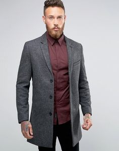 Religion | Religion Overcoat In Dogstooth