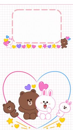 Lines Wallpaper, Iphone 6 Wallpaper, Kawaii Wallpaper, Wallpaper Backgrounds, Iphone 7 Plus, Cony Brown, Baby Milestone Cards, Cute Love Memes, Bunny And Bear