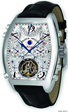 Franck Muller – Aeternitas Mega 4  Amazing - Your the Master of Complications for sure Mr Muller
