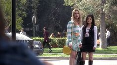 Hanna and Aria confront Shana on the next all new episode!