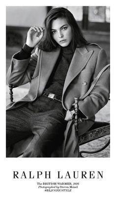 4de3d04e8e1 Female Portrait, Icon Collection, Ralph Lauren Collection, Collection  Capsule, Ralph Lauren Style