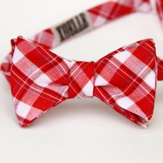 All men should own a bow tie, via Etsy.