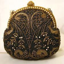 little vintage purses