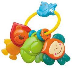Trousseau de clés de dentition – La Grande Récré : vente de jouets et jeux Autres jouets d'éveil