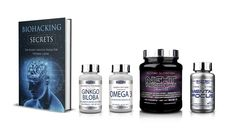 Bio-Hacking Supplements Stack (Includes bonus Bio-Hacking Secrets ebook – DXHIVE Vanity Regain Focus, Clarity, and Fight Stress, For Women and Men Naturally regenerate, regain clarity and focus, maintain constant energy level, control stress and fatigue. Included as a bonus our eBook: Biohacking Secrets!   Our stack consist of: Mental Focus Night Recovery  Omega 3 Ginkgo Biloba#dxhivevanity#scitec#nutrition#gym#worcout#mentalfocus #nostress#nightrecovery#ebook#vitamins#minerals#health#beauty
