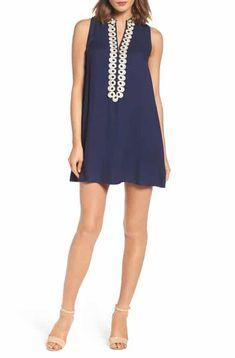 257c4b2e687993 Save on Lilly Pulitzer® Jane Shift Dress Maxi Shirt Dress, Buy Dress, Casual