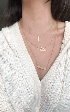 bb722322c1055 388 Best Jewels images in 2019 | Minimalist Jewelry, Victoria ...