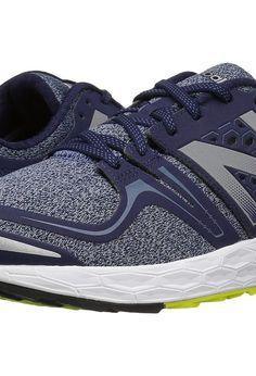 New Balance Fresh Foam Vongo (Dark Denim/Hi-Lite) Men's Running Shoes - New Balance, Fresh Foam Vongo, MVNGOBH-410, Footwear Athletic Running, Running, Athletic, Footwear, Shoes, Gift, - Fashion Ideas To Inspire