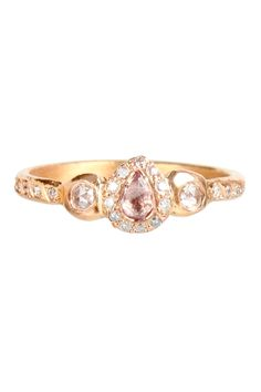 26 Unique Engagement Rings for the Nontraditional Bride