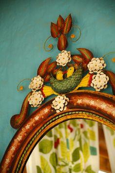 Decoration in Casa las Tortugas