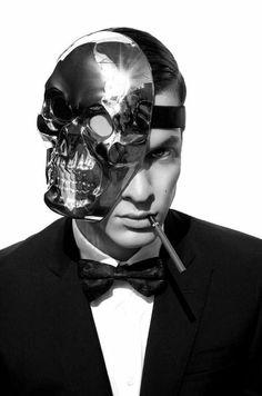 Skull Mask.