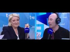 27 Mars 2017 - Marine Le Pen pleure de rire face à Nicolas Canteloup Marine Le Pen, Mars 2017, Music, Youtube, Laughing, Musica, Musik, Muziek, Music Activities