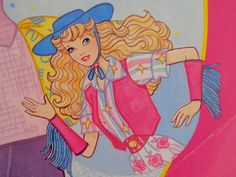 1990 Barbie Paper Doll | Flickr - Photo Sharing!