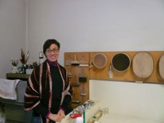 » Conservation Vivante Drawings  excellent brush and strainer storage?