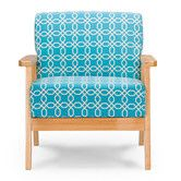Found it at AllModern - Baxton Studio Francis Retro Mid Century Fabric Arm Chair