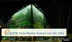 DatSyn News - CO-FX.COM - Forex Weekly Market Outlook July 14th 2014