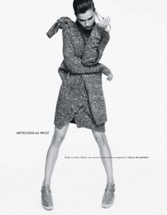 Kasia Struss by Nagi Sakai for Elle France August 2014 part II