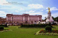 Buckingham Palace by Sara Hardman www.sarahardmantravels.com