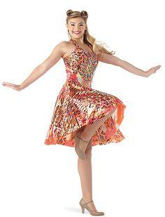 ballroom blitz dress