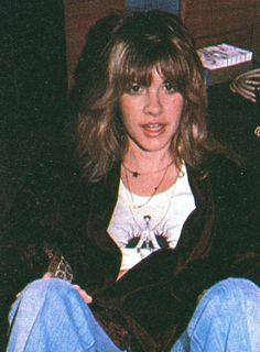 Stevie  ~ ☆♥❤♥☆ ~    relaxing, many moons ago ~ there was a time when Lindz used to call her Angel