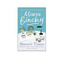 Maeve Binchy: 'Maeve's Times'        bestellen - THE BRITISH SHOP - typisch englisches Produkt 'very british'