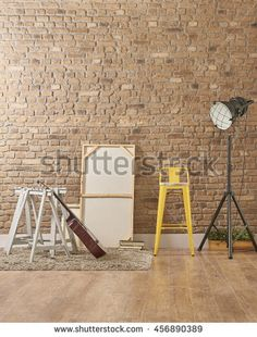 Build Organize A Corner Shelving System book corner brick walls against bright white shelves and furniture. beautiful clutter living with books by the style files art studio Libraries and Reading Room