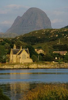 Suilven, Lochinver, Scotland by David May, via Flickr - Infiniti of Clarendon Hills' Pinterest http://www.infinitiofclarendonhills.com/