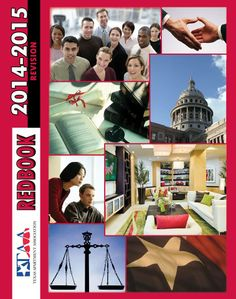2014-2015 TAA Redbook's are here! Get your copy.