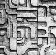 pencil drawing of complex concrete shapes Ceramic Cafe, Ceramic Wall Art, Concrete Sculpture, Concrete Art, Sculptures Céramiques, Sculpture Art, Sculpture Ideas, Ceramic Sculptures, Abstract Sculpture
