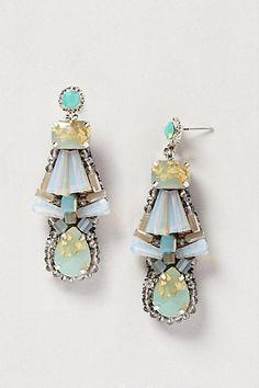 patong earrings / earrings