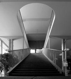 Escalera del Tribunal de Gotemburgo_Gunnar Asplund, 1937