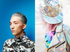 Photographer: Devyn Galindo, Models: Nia Sofia and Dakota Bottcher, Styling: Joanna Ewing, Hair: Ramsell Martinez of Streeters, Makeup: Kali Kennedy