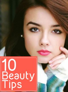 10 Beauty Tips