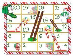 Christmas Snakes And Ladders Printable – Festival Collections Christmas Party Games For Groups, Christmas Games, Christmas Activities, Christmas Tag, Christmas Printables, Funny Christmas, Family Christmas, Christmas Gift Decorations, Easy Christmas Crafts
