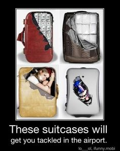 I need these suitcases