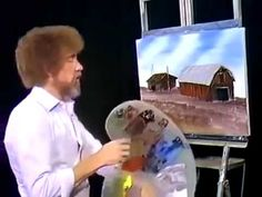 Bob Ross Season 6 Episode 10 Country Life The Joy of Painting - YouTube