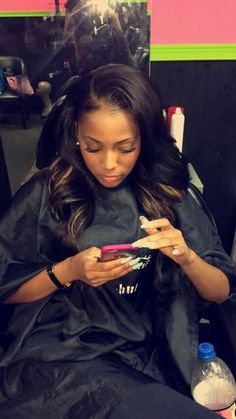 Side part sew in                                                       …