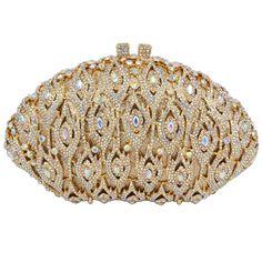 Evil Eye Pattern Crystal Bag Luxury Rhinestone Women Evening Bag Bride Wedding Party_8     https://www.lacekingdom.com/