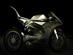 #luxury Une moto hybride au look ravageur
