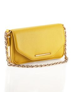 Charlotte Leather Clutch