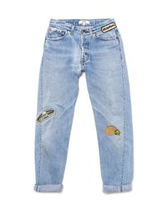 RE/DONE The Patch Group, $264; shopredone.com
