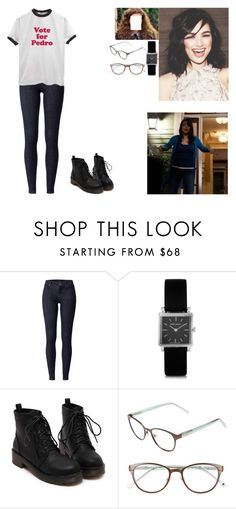 """""""Chapter Fifteen: Halloween Dance"""" by ariacarrow ❤ liked on Polyvore featuring Isabel Marant, Kate Spade and mtvscream"""