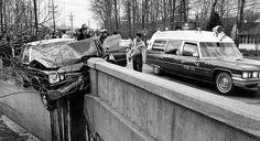 Talleyville Fire Company, Delaware - 1970's Accident Scene, Shipley Road & Oak Lane Swim Club | Flickr - Photo Sharing!