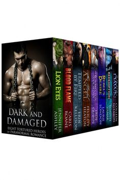 Eight all-new, never-before-published hot paranormal romances by eight New York Times bestselling authors. Tortured alpha-male bad boys will ignite your darkest, most secret desires in these stories about vampires, shifters, dragons, fallen angels.