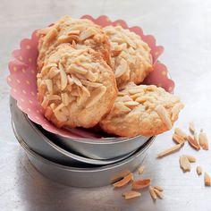 Vanille-Mandel-Cookies