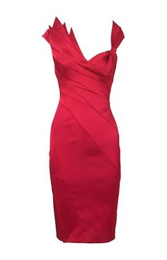 Images of Cocktail Red Dresses